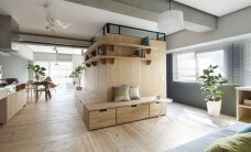 Uus mõtlemine Jaapani kortermajas