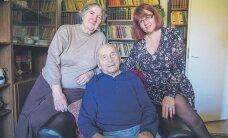 102-aastane härra: usaldus, seejärel sõprus ja armastus