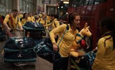 Rio olümpiakülas puhkes tulekahju, sportlased evakueeriti