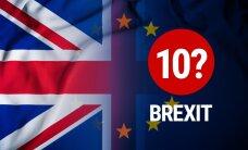 РЕЗУЛЬТАТЫ ОПРОСА: Что читатели русского Delfi думают о Brexit