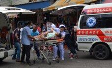 ФОТО и ВИДЕО: Серия взрывов на курортах Таиланда: погибли четыре человека