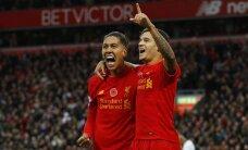 Liverpool purustas Wafordi ja tõusis Inglismaa liigatabeli etteotsa! Klavan seekord pingil