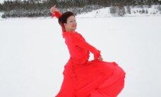Nõmme noortemaja flamenkostuudio annab Kumus etenduse