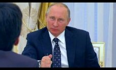 ВИДЕО: Путин смутил лучшего учителя России вопросом о зарплате