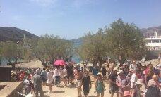 ФОТО читателя Delfi: Нашлись российские туристы, не поехавшие в Турцию