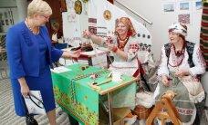ФОТО: В Йыхви прошел фестиваль культуры национальных меньшинств