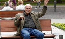 Istusime Eri Klasiga pargis nagu kuulus kolmik Bulgakovi romaanis