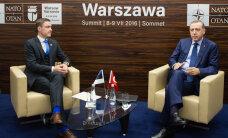 Рыйвас: Эстония ждет военно-воздушные силы Турции на авиабазе Эмари