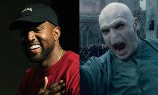 Jabur vandenõuteooria: Kanye West on tegelikult Lord Voldemort?