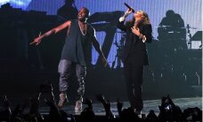 HOMSES EKSPRESSIS: Rihanna ja Kanye Westi Tallinna kontserdil on kriips peal