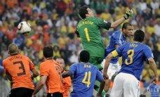 VIDEO: Brasiilia kaotas Hollandile eduseisust!