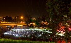 FOTOD: ESTONIA 20 - traagilist laevahukku meenutas mõtlik kontsert Rannavärava mäel