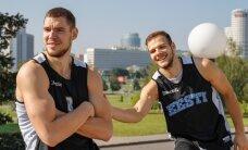 Emad ja pojad palliväljakul Eesti spordi au eest võitlemas