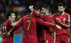 17 päeva jalgpalli EM-ini: Kas Hispaania suudab tiitlite hattricki teha?