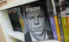 Raamatupood: jõulukingiks ostetakse enim Kersna ja Poomi raamatuid