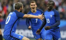 Prantsusmaa EM-koondises nii mõnigi üllatus, Premier League'i staarid olemas