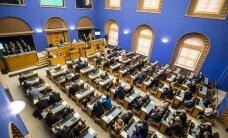 Юрген Тамме и Владимир Свет получили стипендию Рийгикогу на парламентские исследования