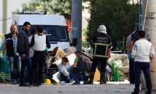 От взрыва смертника погибли трое полицейских в Газиантепе на юге Турции
