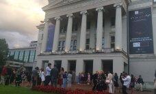 ФОТО читателя Delfi: Ригу посетил великий Михаил Барышников