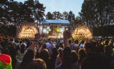 ФОТО: Смотрите, как проходит финальный день фестиваля Positivus