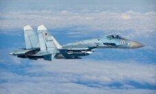 Великобритания сообщила о перехвате пяти российских самолетов у границы с Эстонией