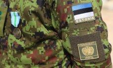 Liibanonis teeninud kaitseväelased jõudsid koju