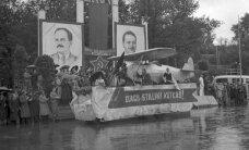 Sõda ja repressioonid hävitavad Eestit