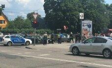Päev liikluses: Pärnu maanteel sõitis auto otsa 8-aastasele poisile, Mustamäe teel sai kahe auto kokkupõrkes viga 9-kuune laps
