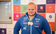 Maailmameistri B-proov oli samuti positiivne, Mart Seim tõuseb hõbedale