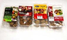 Выбираем полуфабрикат: мясо или шарики?