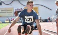 Vitali Rubenkov hüppas noorte EM-il isikliku rekordi ning pääses kindlalt finaali