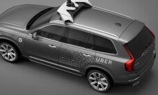 Perspektiivitu töökoht: Uberi juht on Volvos edaspidi lihtsalt ilus