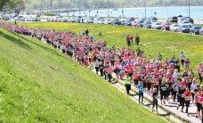 Laupäeval Tallinna Lauluväljakul toimuv SEB Maijooks paneb tuhanded tublid naised liikuma