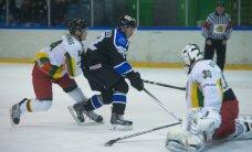Хоккеисты сборной Эстонии сыграют в ноябре с Латвией и Литвой