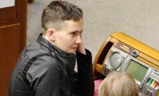 Савченко предложила Порошенко уступить место Януковичу