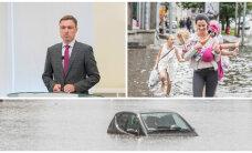 ГЛАВНОЕ ЗА ВЫХОДНЫЕ: Заявление Рыйваса в Варшаве, потоп в Таллинне и другие новости