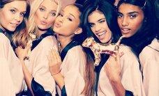 INSTAGRAM: Victoria's Secreti modellid lava taga