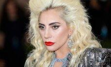 Leedi Gaga läks gantriks gätte