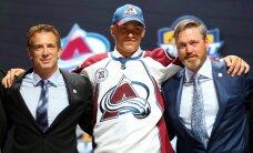 NHL-i drafti esimeses ringis valiti üks soomlane ja kolm rootslast