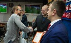 FOTOD: Mart Seim tunnustas Eesti parimaid spordiajakirjanikke