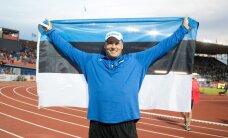 Karjääri pikendamist kaaluv Gerd Kanter: loodan, et medal süstis pojasse spordilembust