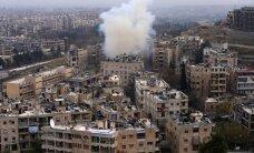 Россия и Китай блокировали резолюцию СБ ООН о перемирии в Алеппо