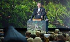 Eesti Vabariigi 98. aastapäeva vastuvõtule on kutsutud pea 900 külalist