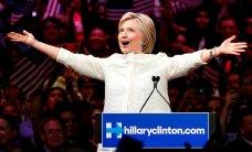 Клинтон официально выдвинута кандидатом в президенты США от демократов