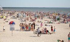 Kus võiks juba täna merre ujuma minna? TTÜ Meresüsteemide Instituut teab vastust