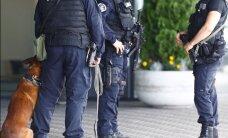ФОТО и ВИДЕО: В Таллиннском аэропорту усилены меры безопасности из-за угрозы ДАИШ