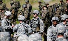 Есть ли в Эстонии американские спецназовцы? Министерство обороны молчит