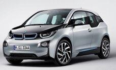 BMW muudab kogu mudelirivi elektriliseks