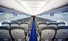 Пассажир Smartlynx: по дороге на самолет все промокли, а потом в самолете пустили холодный пар