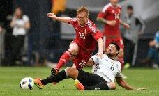 ВИДЕО: Германия победила Венгрию, Хорватия размазала Сан-Марино